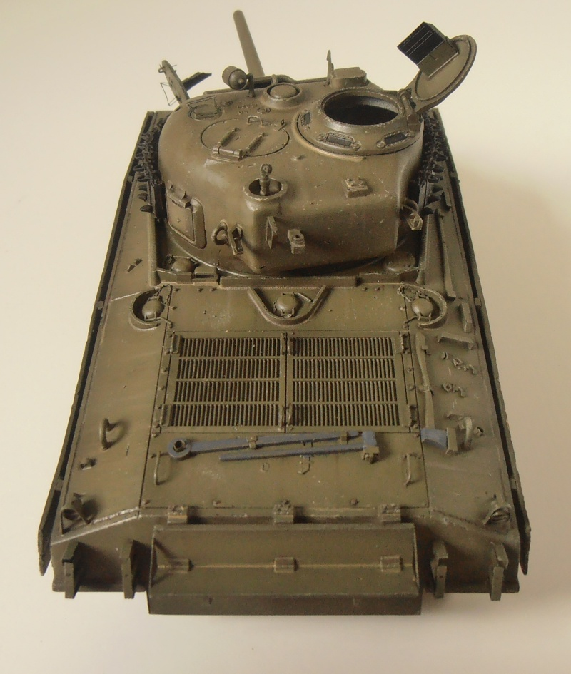 "Sherman M4A3 "" made in Pacifique "" ( Tamiya, Eduard, Neo Models au 1/35eme ) - Page 4 P3200325"