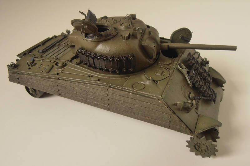 "Sherman M4A3 "" made in Pacifique "" ( Tamiya, Eduard, Neo Models au 1/35eme ) - Page 4 P3200327"
