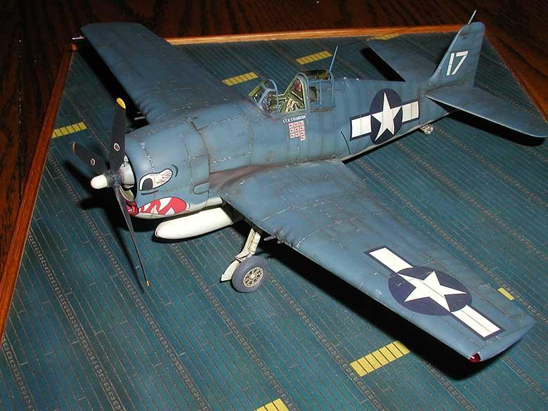 GRUMMAN F6F-5 Hellcat (Hasegawa 1/32eme) U_s_na10