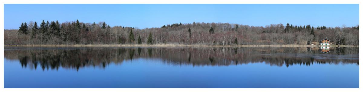 Au  lac du grand Maclu Panofo10
