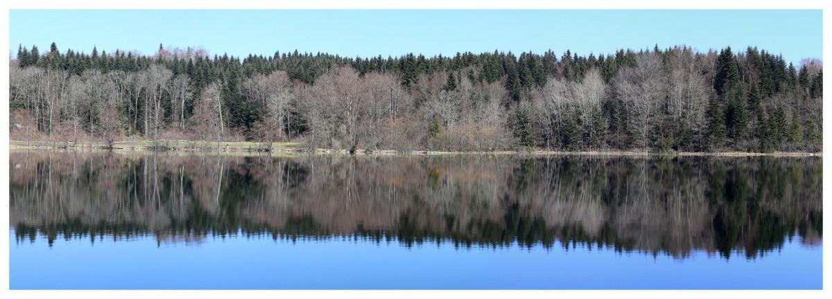 Au  lac du grand Maclu Panofo11