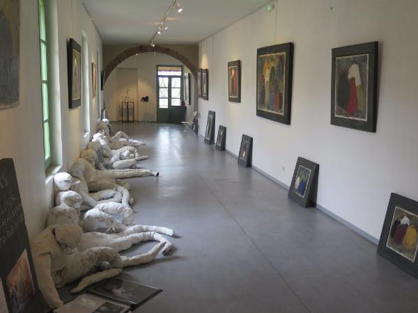 Exposition à St Genis les Fontaines Stgeni12