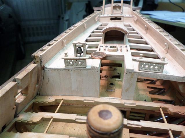 L'AMARANTE corvetta 12 cannoni 1\36 G.DELACROIX - Pagina 9 200_sm10