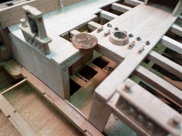 L'AMARANTE corvetta 12 cannoni 1\36 G.DELACROIX - Pagina 9 201_sm10