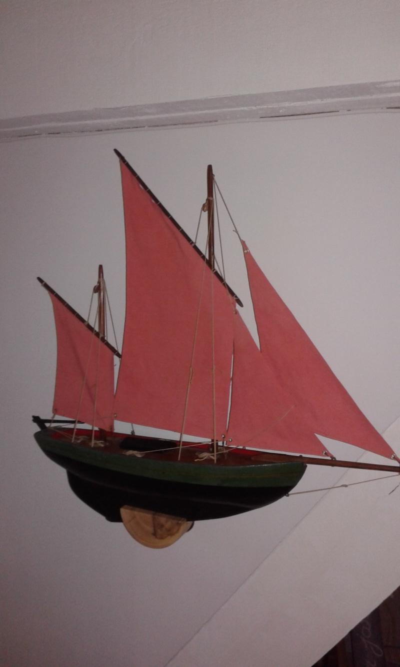 Maquette voilier de bassin Photo_11