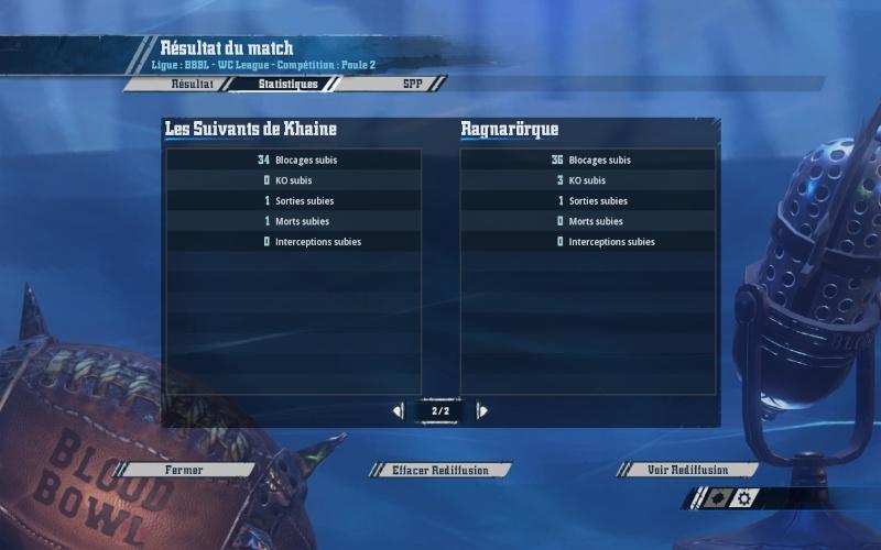 Les Suivants de Khaine (Oligunar) 2 - 0 Ragnarorque (Gunnar) 2016-012