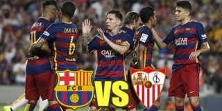 تقديم : ( برشلونة vs إشبيلية ) نهائي بطولة كأس ملك إسبانيا 2015/2016   Barcel14