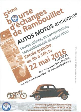 5ème Bourse d'échanges à Rambouillet, dimanche 22 mai 2016 00112