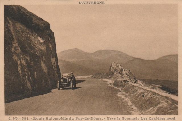 L'Auvergne, le Puy de Dôme, Michelin, l'aviation et l'automobile 020_0010