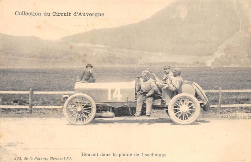 L'Auvergne, le Puy de Dôme, Michelin, l'aviation et l'automobile 051_0010