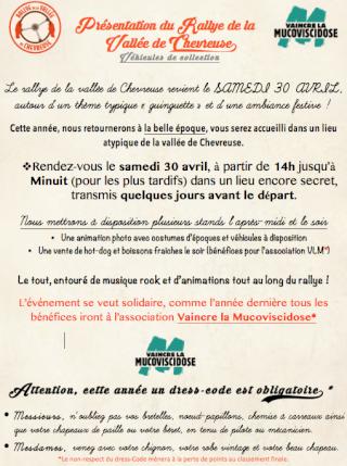 4ème Rallye de la Vallée de Chevreuse le samedi 30 avril 2016. 9586_411