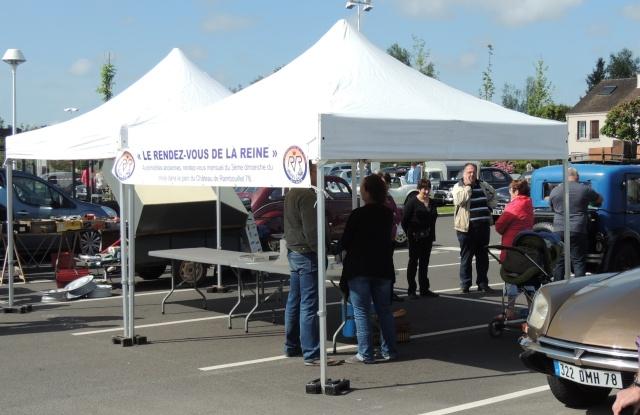 5ème Bourse d'échanges à Rambouillet, dimanche 22 mai 2016 Dscn2810