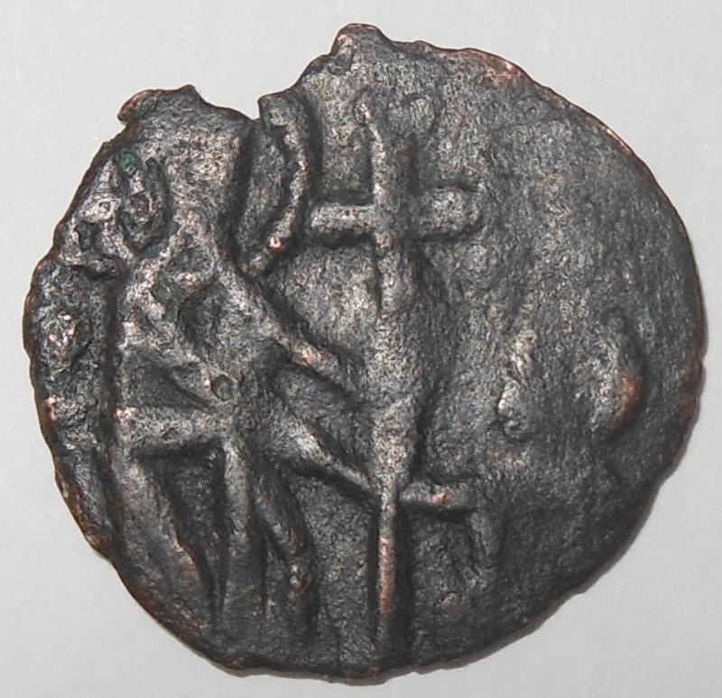 Une pièce de mystère, possible Assarion byzantine Bulgare? 30b10