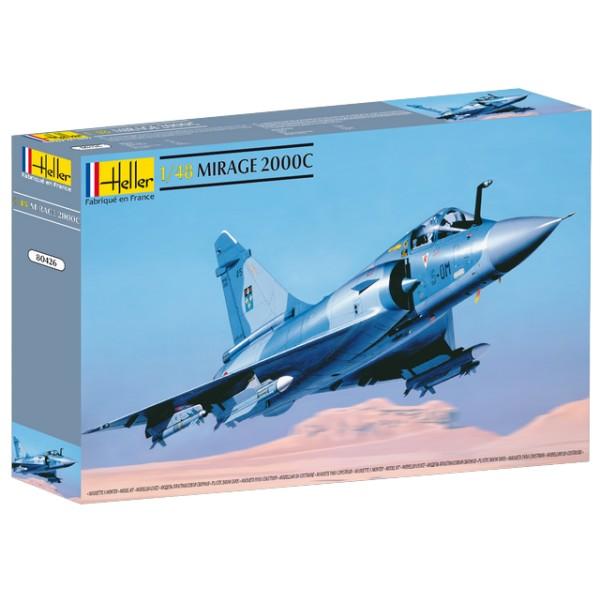 Quelle est votre maquette HELLER préférée ??? Mirage10