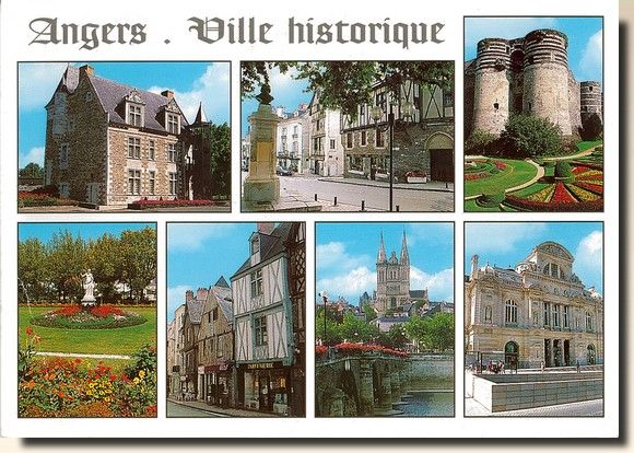 Cartes postales ville,villagescpa par odre alphabétique. - Page 3 Angers10