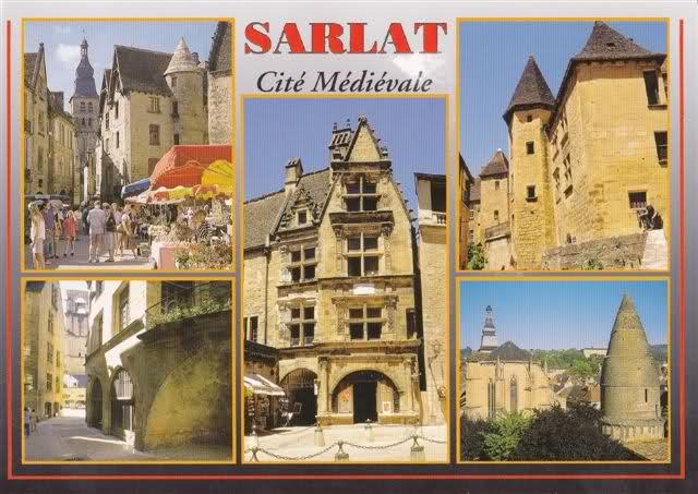 Par ordre alphabétique, des villes et des villages . - Page 2 Sarlat10