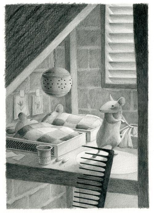 LES P'titesouris   - Page 3 Sleepy10