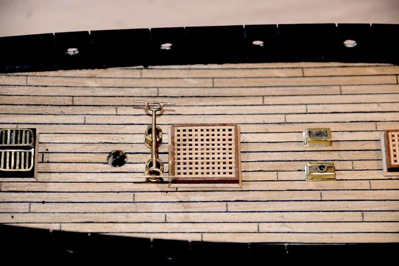 Goélette Toulonnaise (Plan AAMM 1/75°) par jojo la bricole - Page 2 010_2610