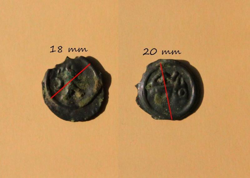 Réemploi des moules de potins Guerri10