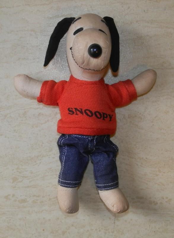 peluche SNOOPY P3210011