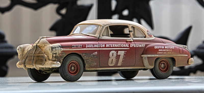 OLDS 1950 american stock car racing/REVELL TERMINEE!! - Page 2 Img_6412