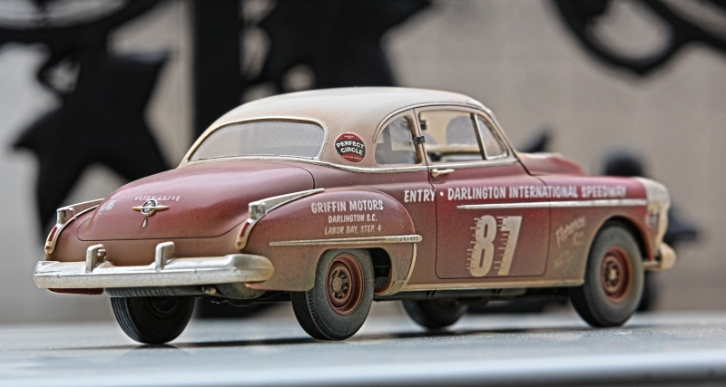 OLDS 1950 american stock car racing/REVELL TERMINEE!! - Page 2 Img_6414