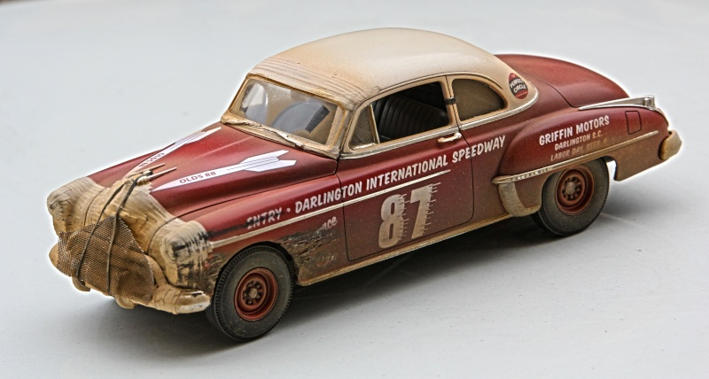 OLDS 1950 american stock car racing/REVELL TERMINEE!! - Page 2 Img_6417