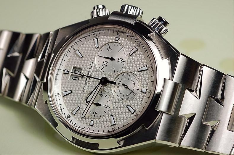 vacheron - Rolex 116518 ou Vacheron  overseas chronographe 49150 ? Image11