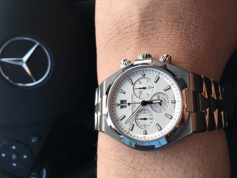 vacheron - Rolex 116518 ou Vacheron  overseas chronographe 49150 ? - Page 2 Image15