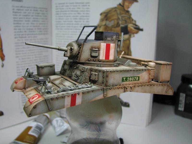 tankiste anglais  afrique du nord 1942  dio fini a 99.9% ..... Img_4916