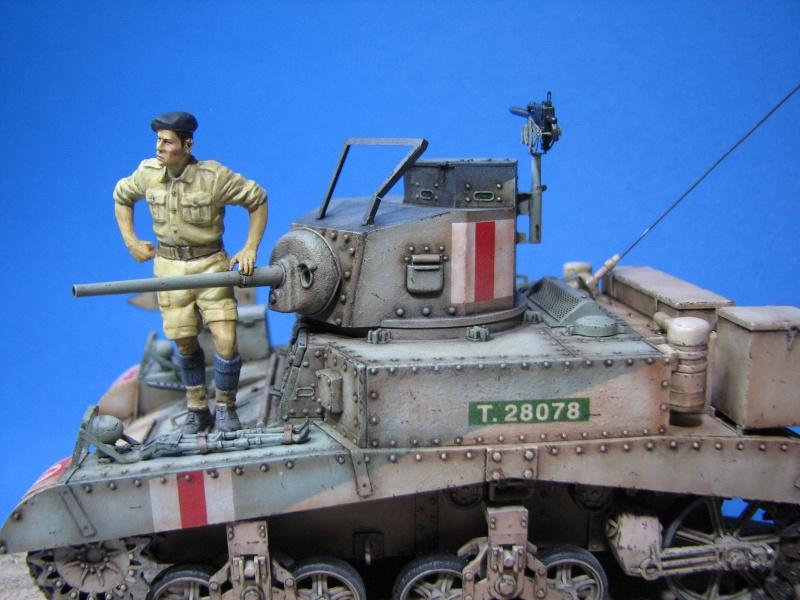 tankiste anglais  afrique du nord 1942  dio fini a 99.9% ..... Img_4932