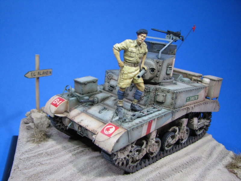 M3 stuart british  dans le desert  Img_4937