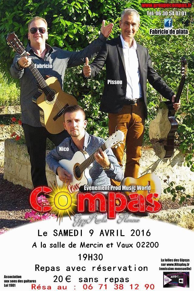 Rencontre entre Rumbéros à Soissons et Soirée avec le groupe COMPAS - Page 3 Compas13
