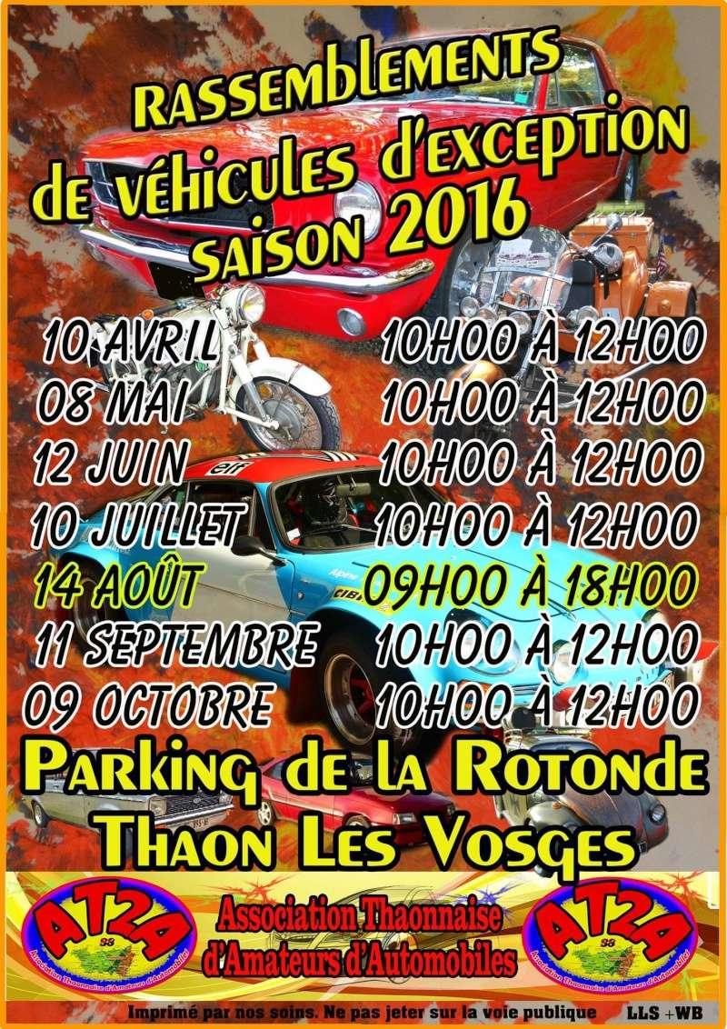 Rassemblements mensuels saison 2016 AT2A88 12194811