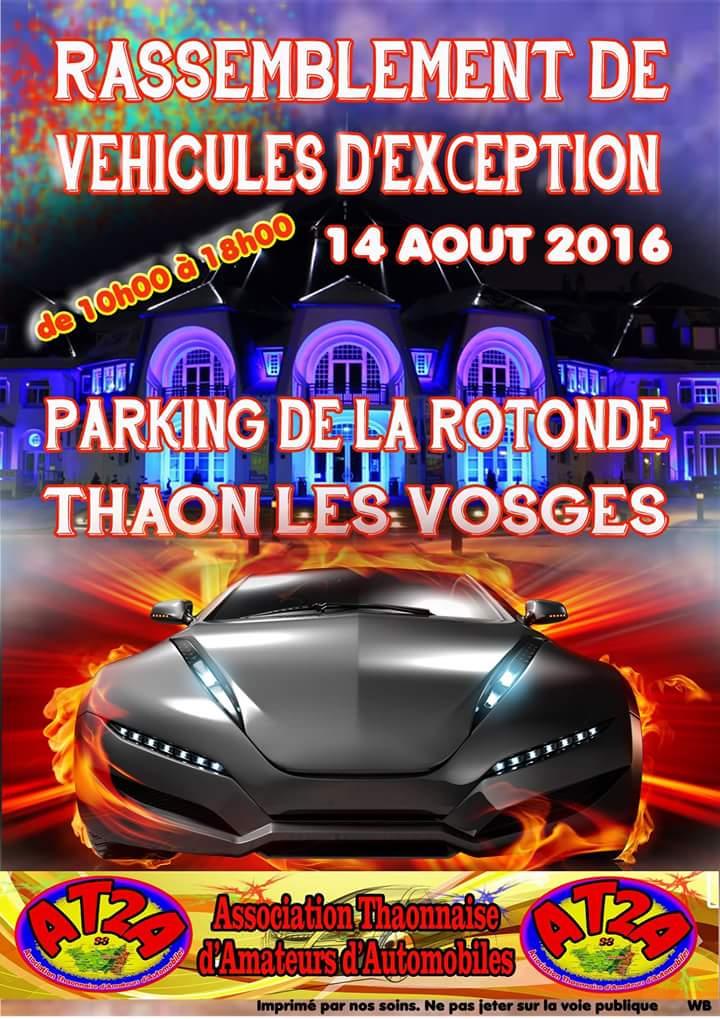 [88][14/08/2016] 3è grand rassemblement voitures d'exception 12247710