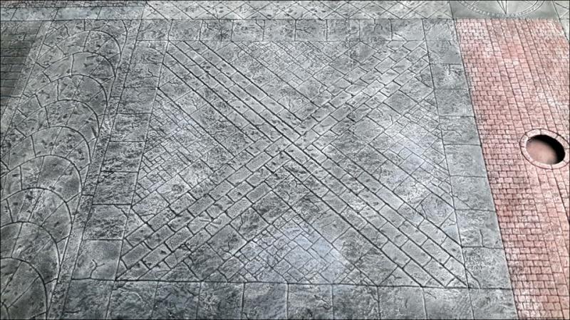 Murs pour ruines basses en 28 Tablef18