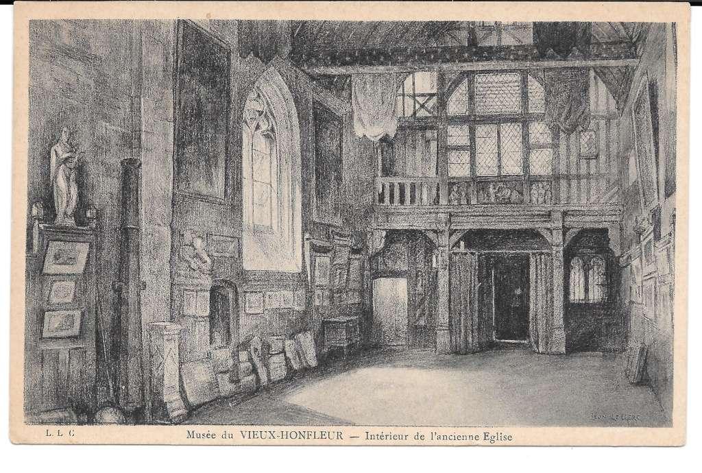 Racines à Honfleur 1113