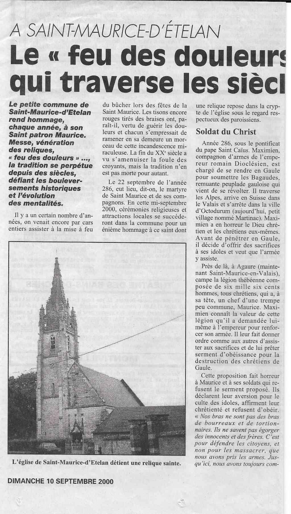 Histoire des communes - Saint-Maurice-d'Etelan 112