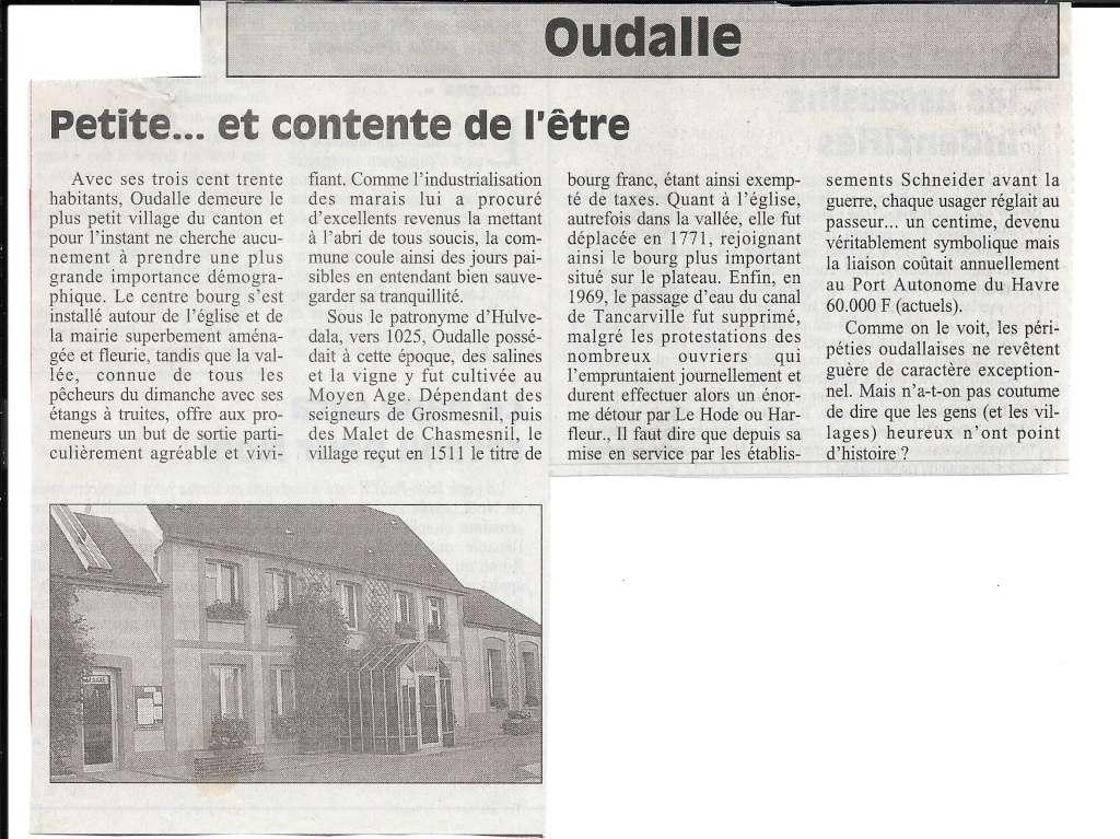 Histoire des communes - Oudalle 117