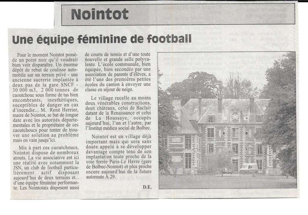Histoire des communes - Nointot 125