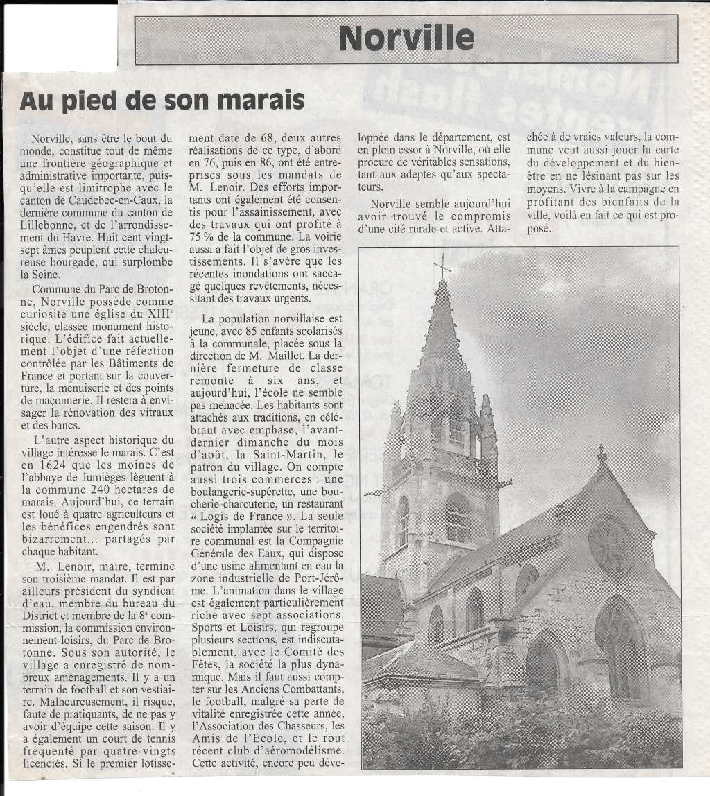 Histoire des communes - Norville 126
