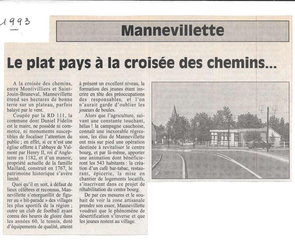 Histoire des communes - Mannevillette 127