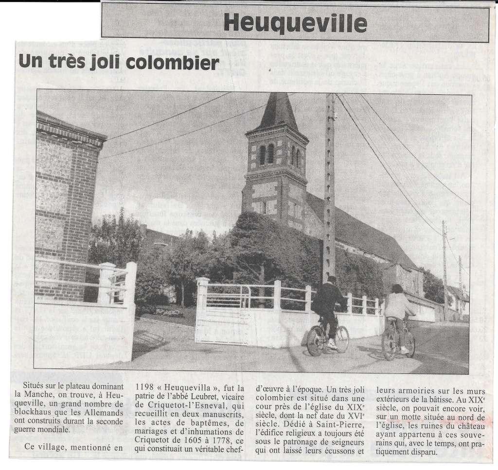 Histoire des communes - Heuqueville 140