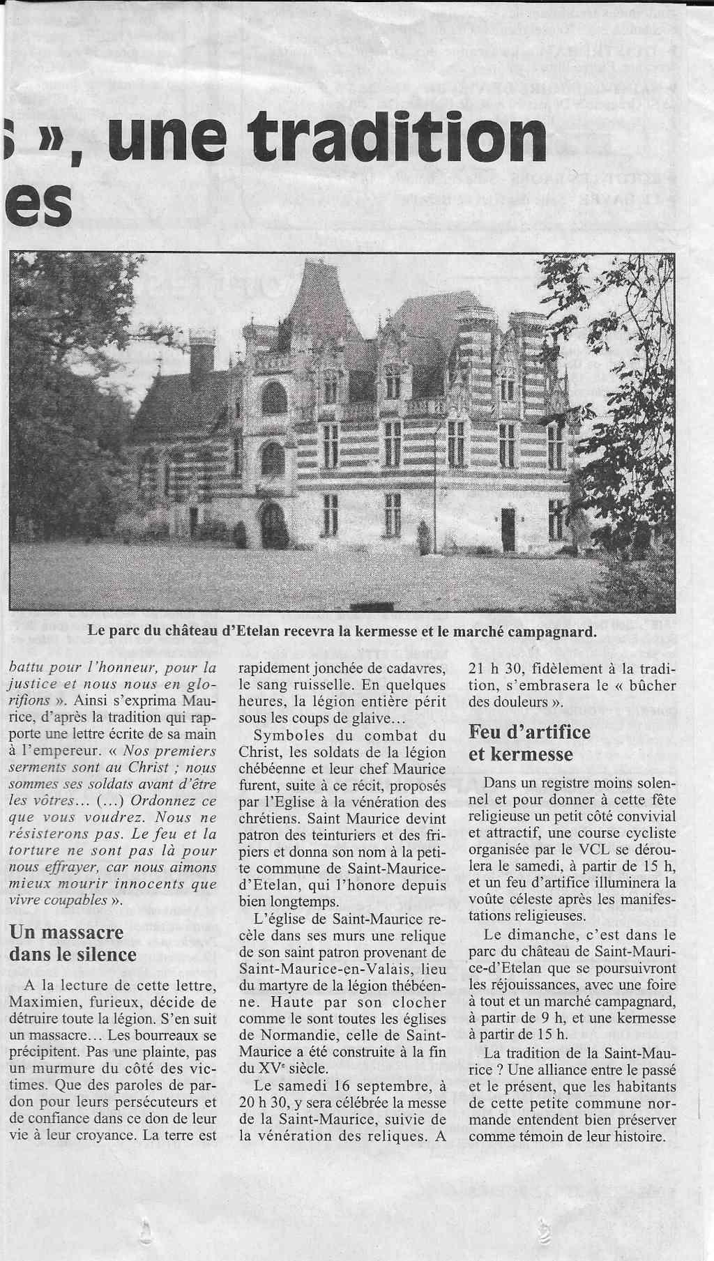 Histoire des communes - Saint-Maurice-d'Etelan 211