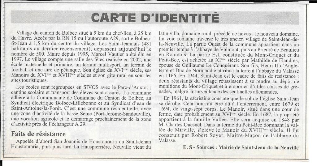 Histoire des communes - Saint-Jean-de-la-Neuville 222