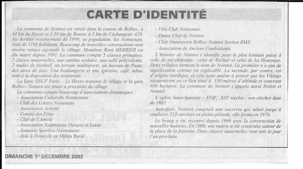 Histoire des communes - Nointot 227