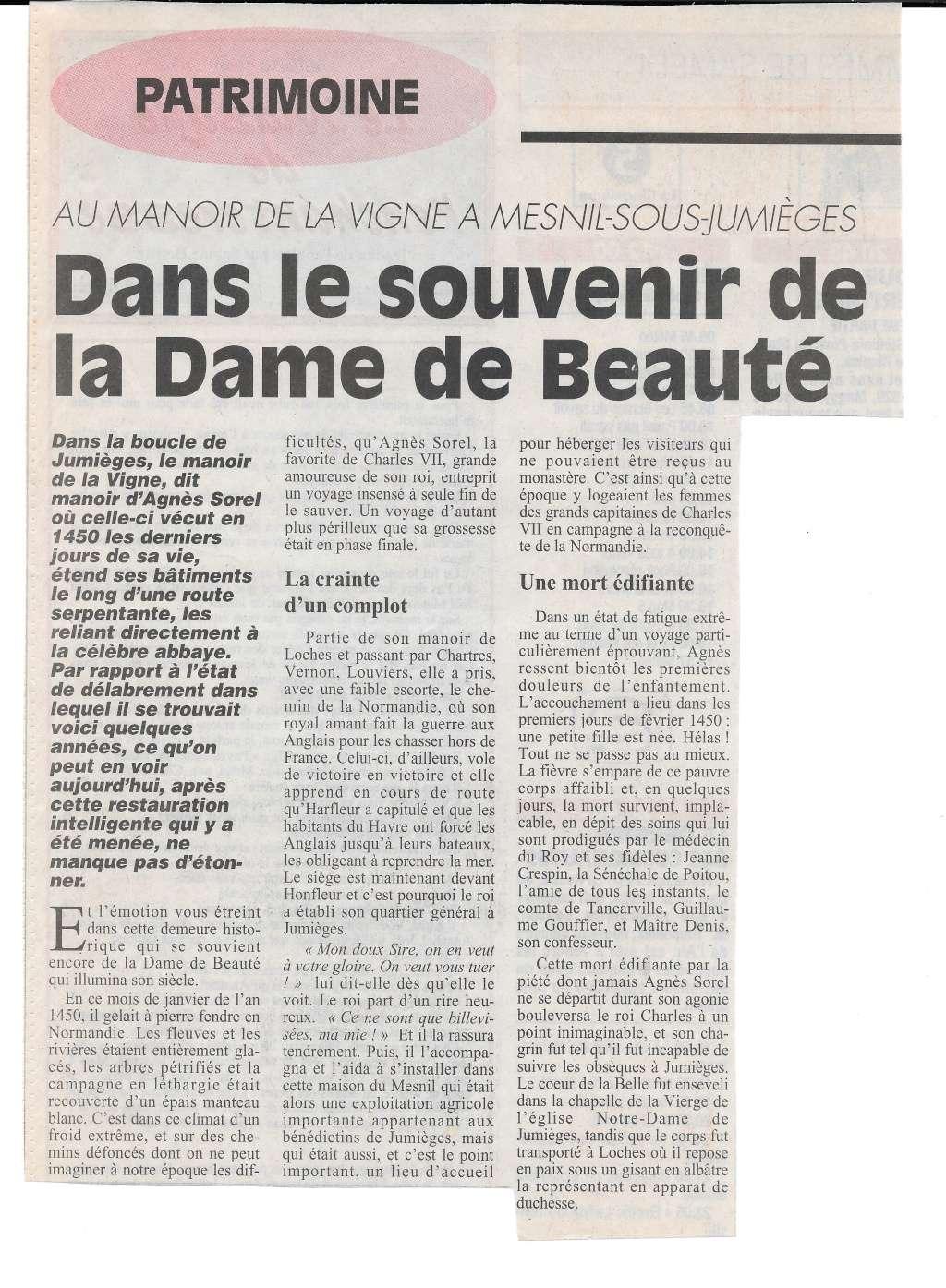 Histoire des communes - Jumièges 230