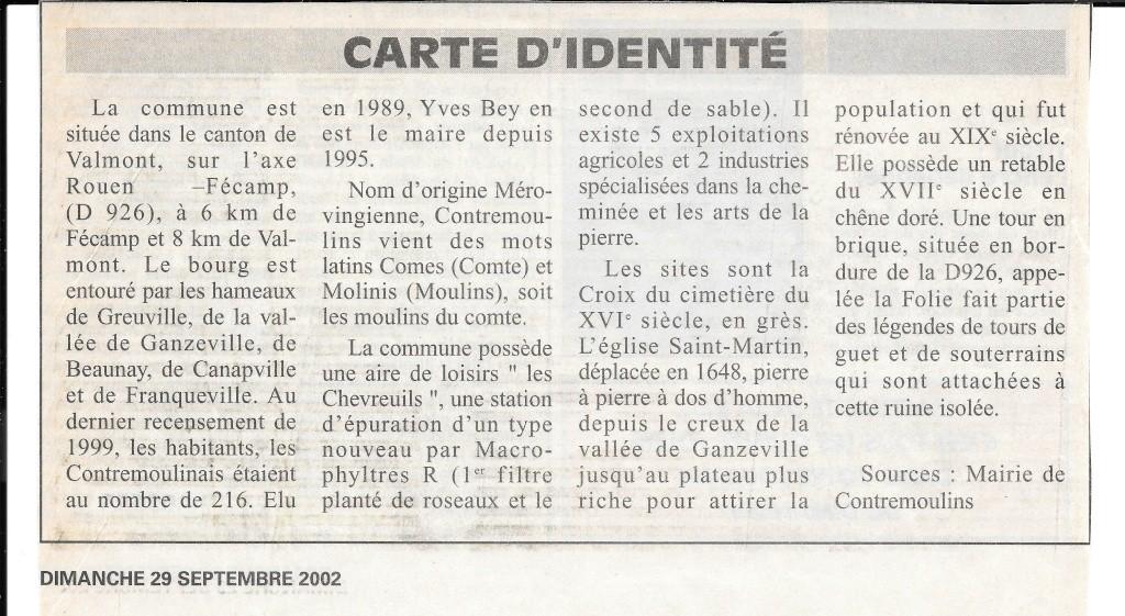 Histoire des communes - Contremoulins 234