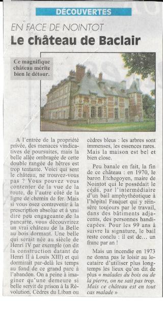 Histoire des communes - Nointot 319
