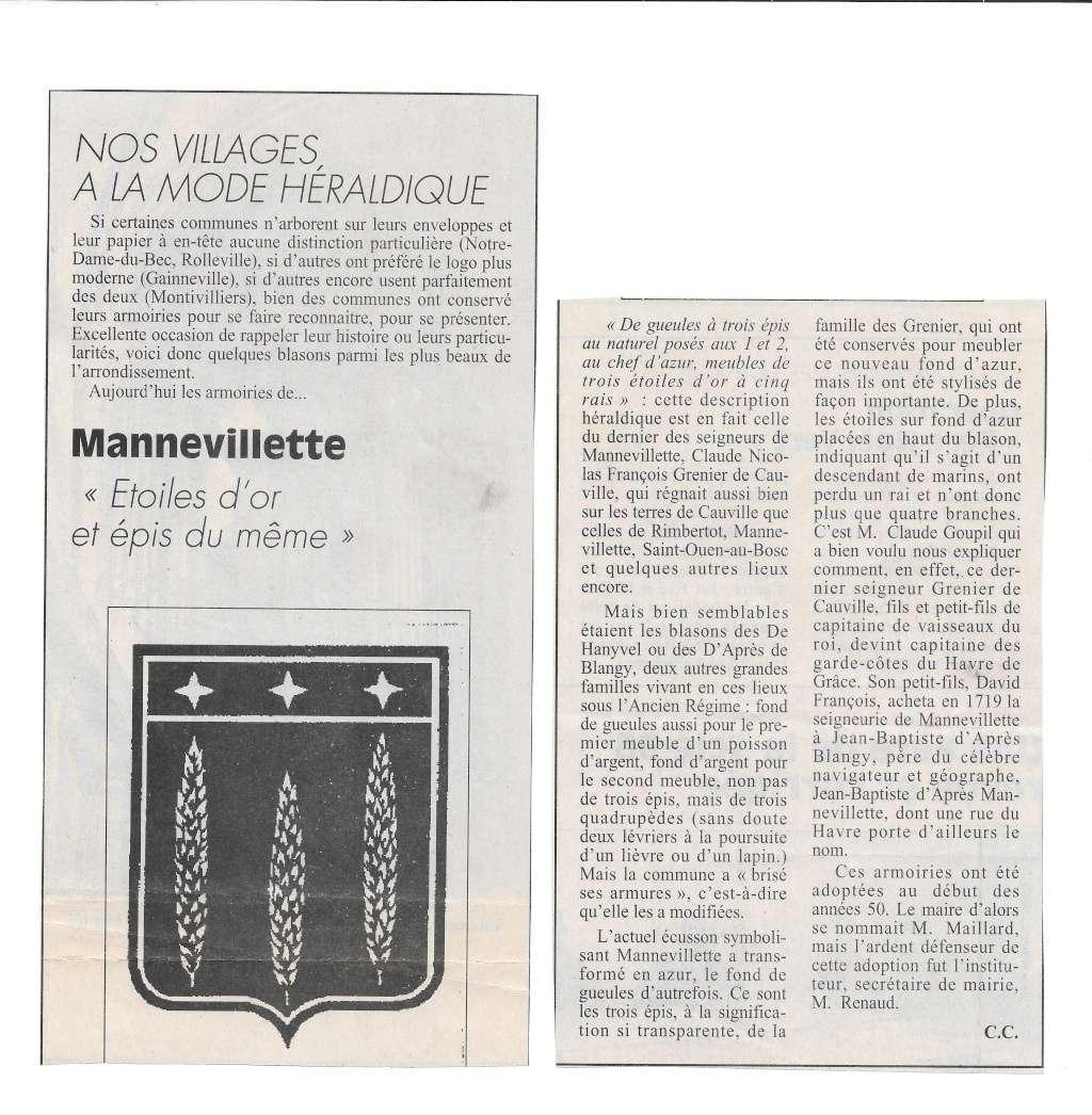Histoire des communes - Mannevillette 320